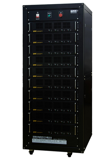 Neware BTS9000 in a rack